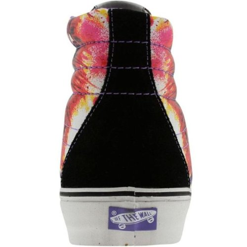 Vans SK8 Hi LX - Boogie Snorkel (triple white / astro purple) MruNeGhLTx