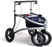 Trionic Veloped Sport M - Andador tipo triciclo, color azul ...