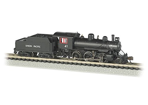 Bachmann Industries ALCO 2-6-0 Union Pacific 41 Steam Locomotive Car -  160-51755