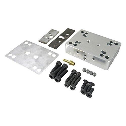 Prl Block - PRL Motorsports Turbo Manifold Purge Block - T2, T3, T4, & T6