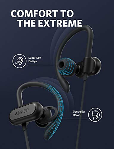 Anker-Wireless-Headphones-Soundcore-Spirit-X-Bluetooth-Sports-Headsets-wMic-Bluetooth-50-12-Hour-Battery-Noise-Isolation-IPX7-Wireless-Earbuds-SweatGuard-Technology-for-Gym-Running-Workout