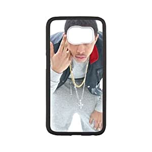 Samsung Galaxy S6 Cell Phone Case White Fetty Wap PBU Unique Phone Case Protective