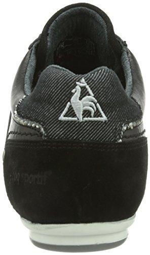 Coq Le Schwarz Herren Low Sportif Black Sneakers Melun H668zCqw