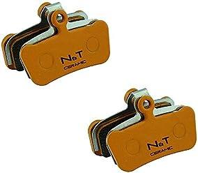 N/&T Tektro Vela Mota HDC 300 Dorado Aries Semi Metallic Disc Brake Pads