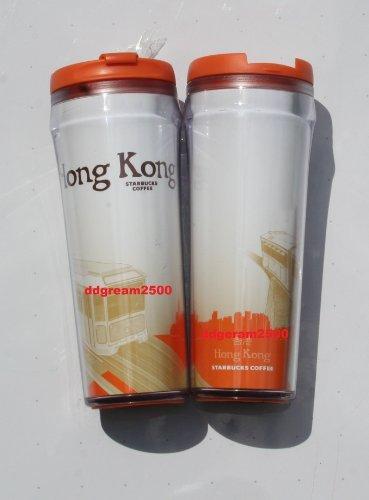 Starbucks Hong Kong Coffee Mug Global City Series '11 Icon Collectors Tumbler Rare City Collector