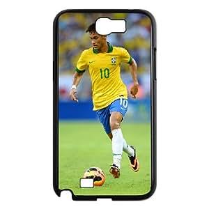 Neymar Samsung Galaxy N2 7100 Cell Phone Case Black MUS9178890