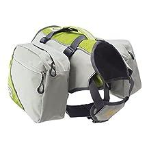 Explorer by FrontPet Dog Backpack / Backpacks For Dogs / Dog Backpack Harness / Dog Harness Backpack With Removable Saddle Bags