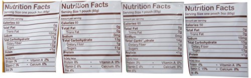 Ella's Kitchen Organic Smoothie Fruits 4 Flavor Variety Pack (8 Total Pouches) by Ella's Kitchen (Image #1)'