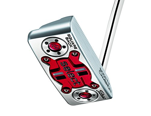 Titleist Scotty Cameron 2014 Select Squareback Putter Right Handed 35 in 10...