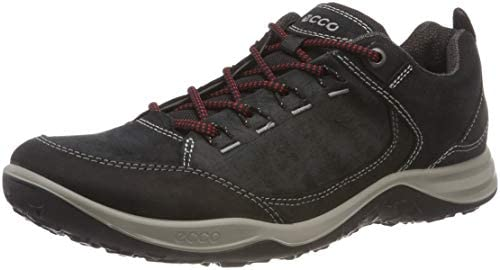 ECCO Men s Espinho Low Hiking Shoe, Black,