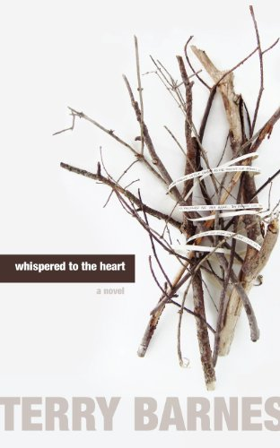 book cover of Whispered to the Heart