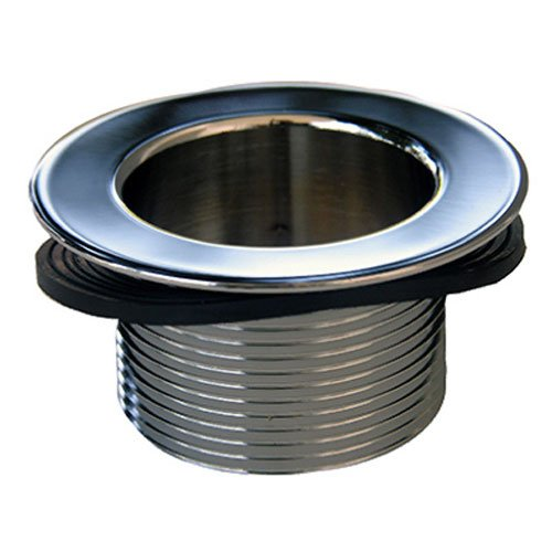 tub drain strainer chrome - 5