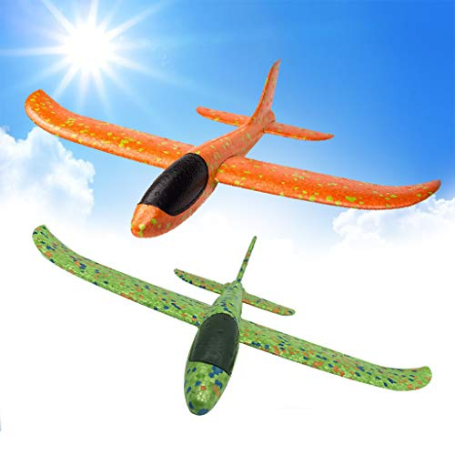 LOFEE Airplane Model Material for Boy,Light Model Plane Multi-Color Manual for 7.8.9 Year Old Toddler,Creative Gifts for Boy Girl Birthday Christmas Children's Day by LOFEE (Image #7)