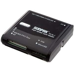 Sunpak 72 In 1 Card Reader Sim Driver Download