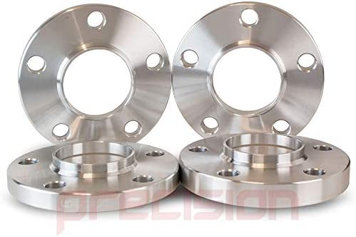 Staggered Fitment Hubcentric Alloy Wheel Spacers 15mm//20mm for /Àudi A4 B8//B9 Part No 2PHS20+2PHS21114