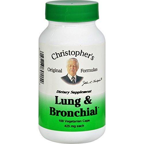 (Lung & Bronchial Formula 100 CAP)