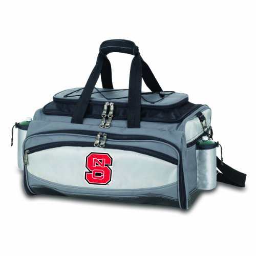 - PICNIC TIME NCAA North Carolina State Wolfpack Vulcan Tailgating Cooler/Grill