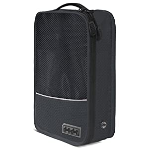 Shoe Bag-Convenient Packing System For Your Shoes When Traveling- Space Saver Bag - Protects Your Clothes From Dirt And Smell Of Your Shoes - Easy And Quick Access To Your Shoes While You Travel