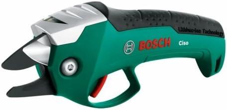 Bosch Ciso - Tijeras para jardín a batería: Amazon.es: Bricolaje y herramientas