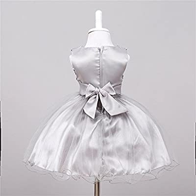 e1bfa8c4ceef Gotd Infant Toddler Baby Girl Sequins Sleeveless Tutu Princess Dress  Clothes Winter Outfits Christmas Holiday (. Loading Images... Back.  Double-tap to zoom