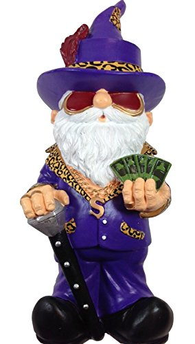 Purple Pimp Gnome