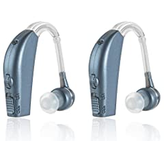 Have You Been Searching For A Rechargeable High Quality Behind The Ear Digital Hearing Amplifier?   NewEar would like to share this amazing news with you. The MEDca rechargeable hearing amplifier is the most popular behind the ear sound ampl...