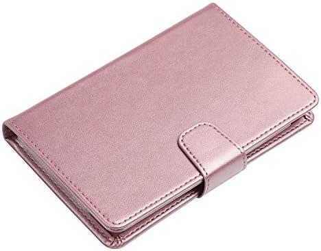 [スポンサー プロダクト]パスポートケース 出張用 スキミング防止 パスポートカバー Teskyer 海外旅行 高級PU パスポート カードケース 多機能収納ポケット付き