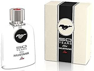 50 years ford mustang by ford eau de parfum. Black Bedroom Furniture Sets. Home Design Ideas