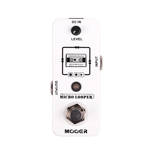 Mooer Micro Looper Effects Pedal by MOOER