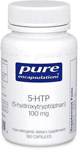 Pure Encapsulations 5 Hydroxytryptophan Hypoallergenic Supplement