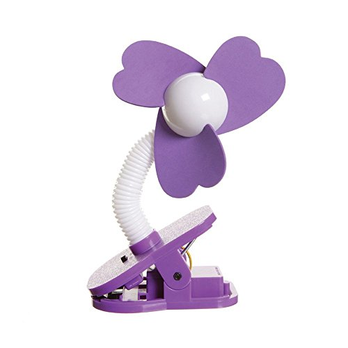 Dreambaby Tee Zed Clip Fan Purple product image