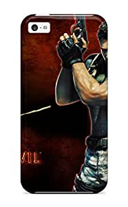 Shirley P. Penley's Shop Christmas Gifts Case Cover Protector Specially Made For Iphone 5c Resident Evil 6812640K64151279