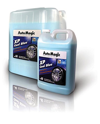 XP Cool Blue - Tire & Vinyl Dressing - By Auto Magic 5 Gallon
