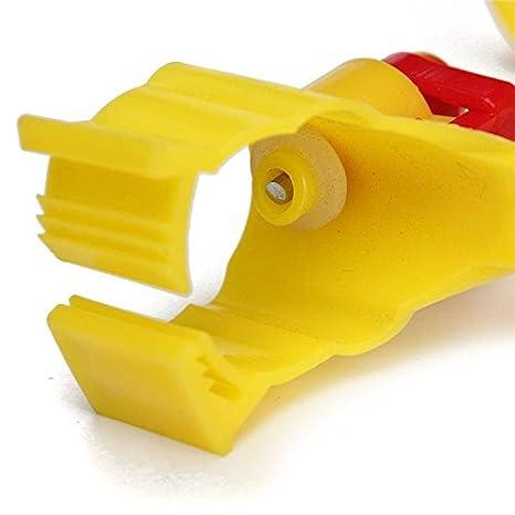 10x Automatische Huhn Waterer haehnchen Nippeltraenke fuer Huehnernippeltraenken