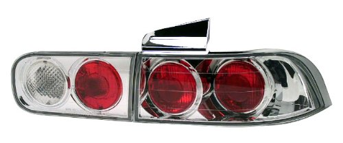 IPCW CWT-108C2 Crystal Eyes Crystal Clear Tail Lamp Set 4 Piece