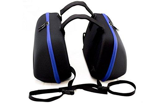 Chase Harper 3100MCM Black Stealth Saddle Bag - 36.5 Liters by Chase Harper USA (Image #2)