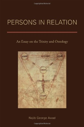 Download Persons in Relation: An Essay on the Trinity and Ontology PDF