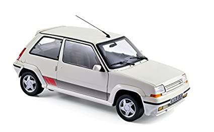 Renault 5 Supercinq GT Turbo Diecast Model Car