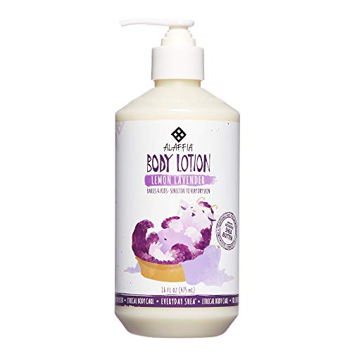 everyday shea babies lotion