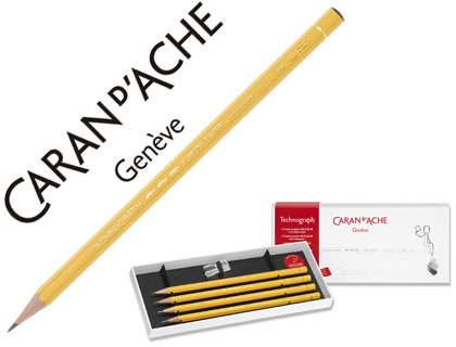 Price comparison product image Caran d'Ache 100 Year Anniversary Technograph Pencil Set