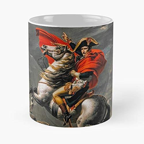 Napoleon Bonaparte Doc Braham Coffee Mug Gift 11 Oz Father - Uniforms Ceremonial