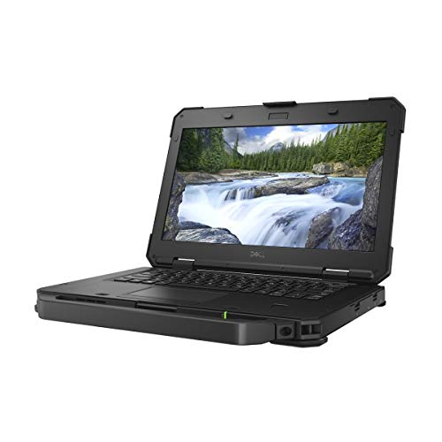 """Dell Latitude 7424 Intel Core i7-8650U X4 4.2GHz 32GB 1TB SSD 14"""",Black(Renewed)"""