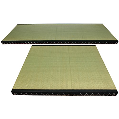 ORIENTAL Furniture Tatami Mat Kit, 9' x 9'
