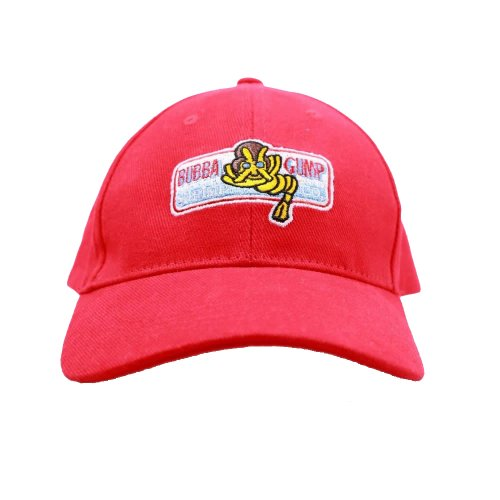 Forrest Gump Cap Bubba Forest Gump Hat Red Baseball Cap (...