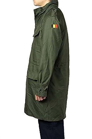Amazon.com: Belga nuevo OD Verde campo combatir Militar del ...