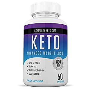 Shark Tank Keto Diet Pills – Ketogenic Carb Blocker for Women & Men – Burn Fat Fast -…