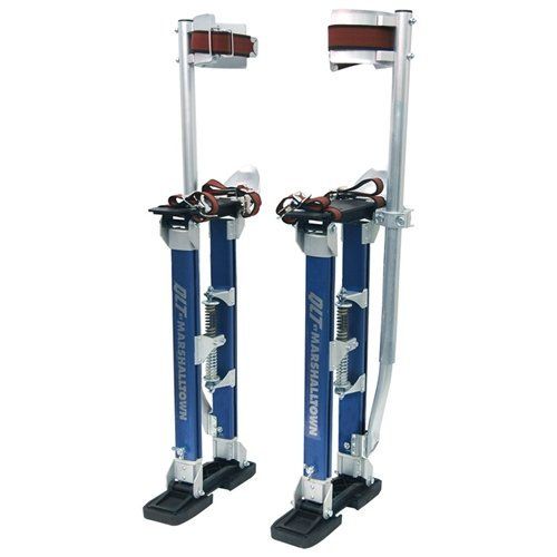 QLT By MARSHALLTOWN ST18 SkyWalker Stilts 1.0 Adjusts 18-Inches to 30-Inches