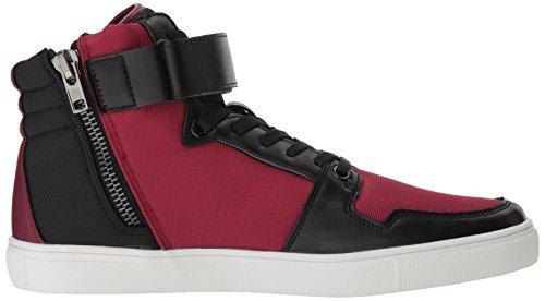 Devinez Mens Trotta Sneaker Rouge