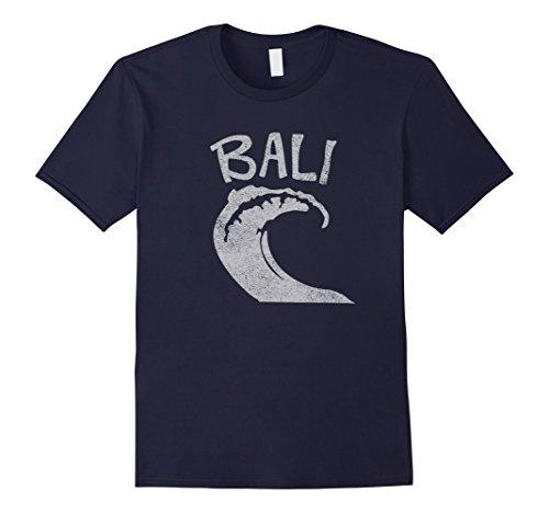 Bali Surf Wave Surfing Vintage T-shirt (Bali Wave)