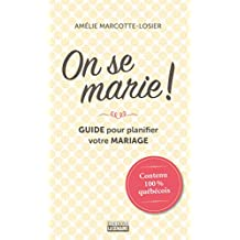 On se marie! (French Edition)